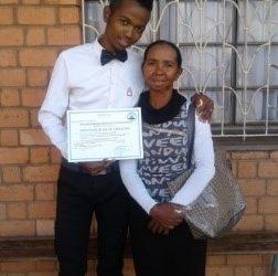 Juin 2019 : Un cuisinier diplômé
