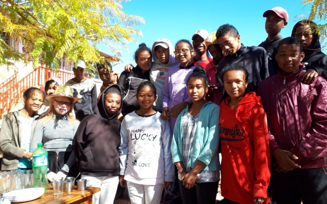 Août 2019 : Rencontres spéciales adolescents